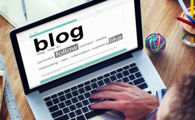 Use Business Blogging to construct Your Company Brand