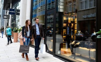 Top International Shopping Destinations