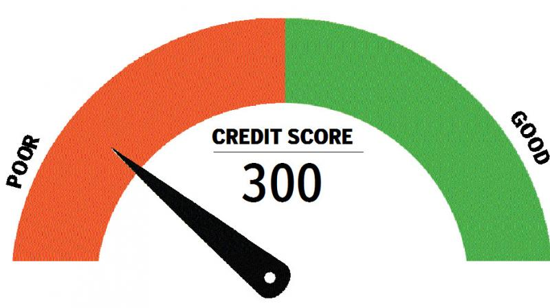 How to handle Loan Rejection along with a Bad Credit Score