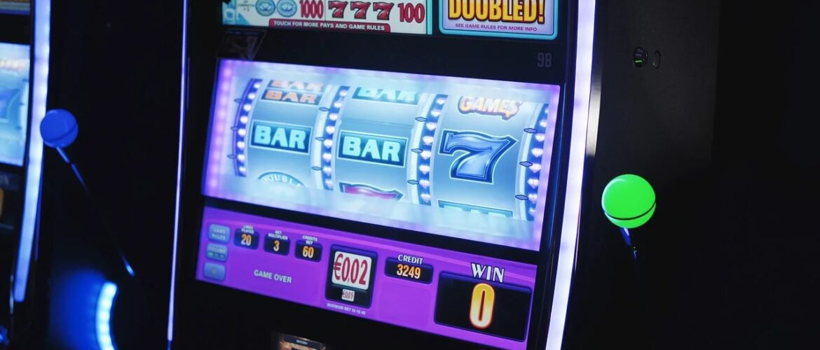 How to choose a winning slot machine game?